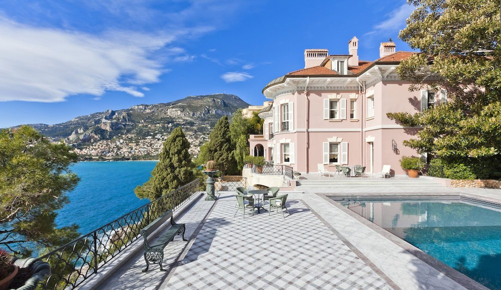 luxurious-villa-cap-martin