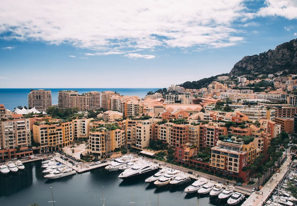 fontvieille-district